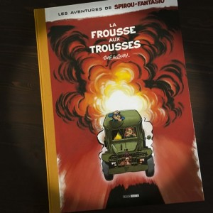 Tome & Janry - Spirou et Fantasio - Editions Black and White - Amazonie BD