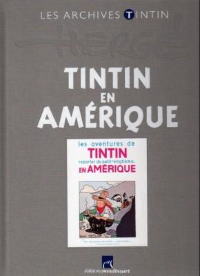 Hergé Moulinsart / Atlas - Archives Tintin - Tinin en Amérique - Amazonie BD