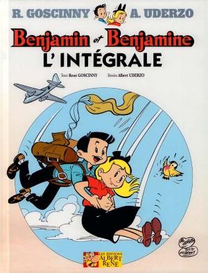 René Goscinny & Albert Uderzo - Benjamin et Benjamine - Amazonie BD