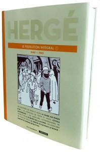 """Hergé Moulinsart - Tintin """"Hergé le feuilleton intégral"""" n° 9 - 1940 / 1943 - Amazonie BD"""