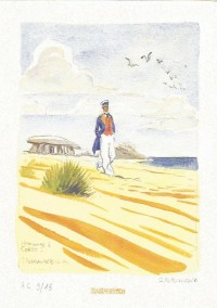 Jacques Ferrandez - Hommage à Corto Maltese d' Hugo Pratt -  Raspoutine - Amazonie BD