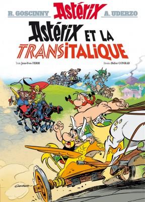 "D. Conrad J.Y. Ferri R. Goscinny A. Uderzo Astérix ""Astérix et la Transitalique"" - Amazonie BD"