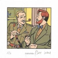 A. Juillard & Y. Sente - Blake et Mortimer  - Ex libris Raspoutine - Amazonie BD