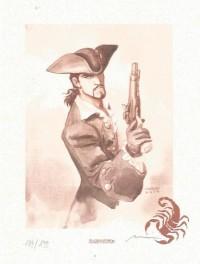 Enrico Marini - Ex libris Le Scorpion - Raspoutine - Amazonie BD