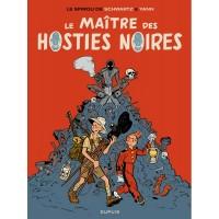 Schwartz & Yann - Spirou Le maître des hosties noires - Amazonie BD