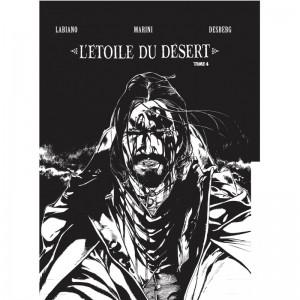 Labiano & Desberg - L'étoile du désert - Amazonie BD