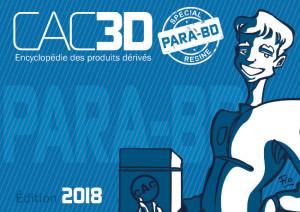 CAC 3D Encyclopédie des produits dérivés en résine - Para BD - Amazonie BD