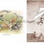 Gaston 60 ans - Portfolio collectif, Follet, Frank Pé, Hausman, Jidéhem, Meynet, Walthéry - Amazonie BD