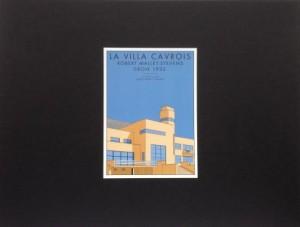 "Jean-Pierre Lyonnet Portfolio ""Robert Mallet-Stevens la villa Cavrois 1932"" - Amazonie BD"