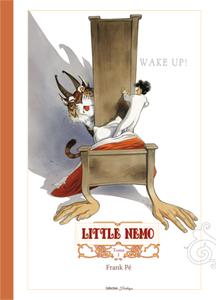 """Frank Pé - Little Nemo """"Wake Up!"""" - Amazonie BD"""