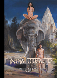 M. & J.F. Charles - India Dreams - Amazonie BD