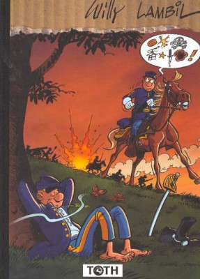 Willy Lambil - Les Tuniques Bleues - Monographie - Amazonie BD