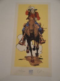 Jean Giraud - Blueberry T.24 - Mister Blueberry  - Amazonie BD