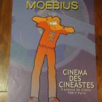 Moebius - Rare affiche - Cinéma des cinéastes - Amazonie BD