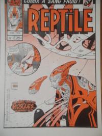 Moebius -  Organic Comox - Reptile - Amazonie BD