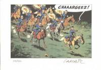 Lambil - Les Tuniques Bleues ex libris - Amazonie BD