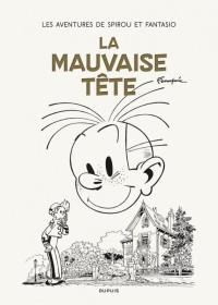 """André Franquin - Spirou """"La mauvaise tête"""" -  Amazonie BD"""