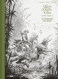 """Aouamri, Loisel & Le Tendre - Avant la Quête """"Le grimoire des Dieux"""" - Amazonie BD"""