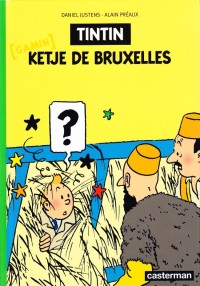 Tintin ketje [gamin] de Bruxelles - Amazonie BD
