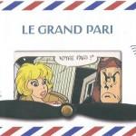 "F. Walthéry Natacha - ""Le grand pari"" - Amazonie BD"