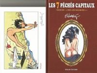 F. Walthéry - Les 7 péchés capitaux - Amazonie BD