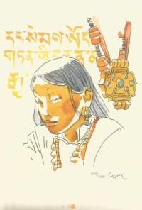 Cosey - Le Bouddha d'Azur - ex libris - Amazonie BD