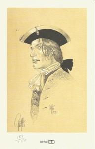 Griffo - Giacomo C - Casanova - ex libris - Amazonie BD