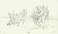André Juillard - Plume aux vents - ex libris - Amazonie BD