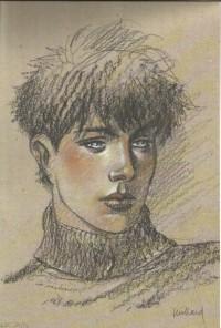 André Juillard - Le cahier bleu - ex libris - Amazonie BD