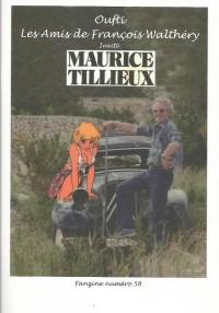 Maurice Tillieux - François Walthéry – Natacha – Oufti, les amis de François Walthéry - Amazonie BD