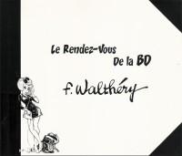 François Walthéry - Natacha - Dyptique - Amazonie BD