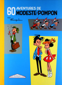André Franquin - Modeste et Pompon - Amazonie BD