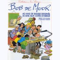 Bob De Moor - 40 ans de BD - 35 ans aux cotés d'Hergé - Amazonie BD
