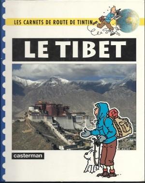 Hergé Tintin - Carnets de route Le Tibet - Amazonie BD