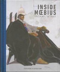Moebius – Inside Moebius « L'alchimie du trait » – Amazonie BD