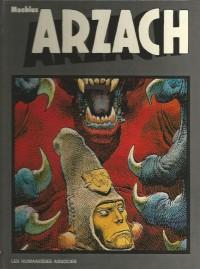 Moebius - Arzach édition originale - Amazonie BD