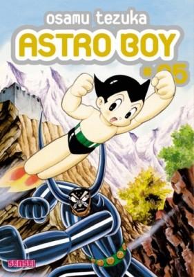 Osamu Tezuka - Asto Boy - Amazonie BD