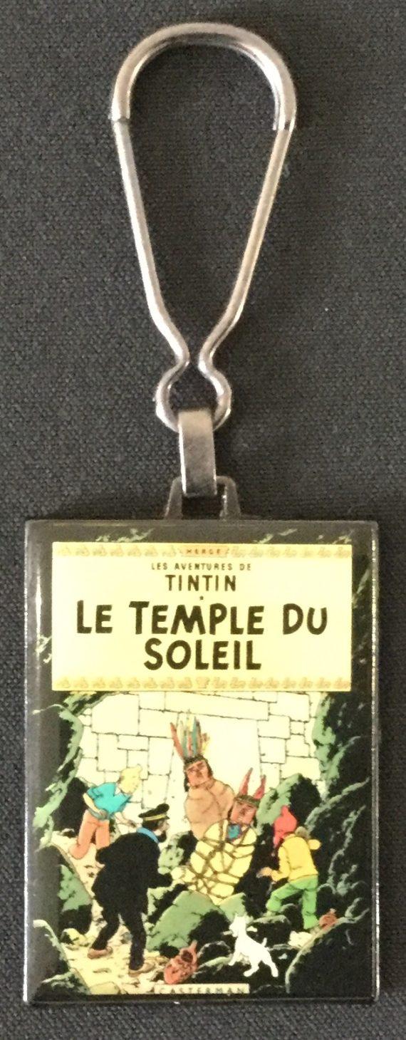 Tintin porte clés Corner - Amazonie BD