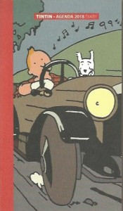 Agenda Tintin au pays des soviets